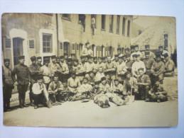 DIEZ  :  Carte  PHOTO  (Troupes D´occupation Françaises)  1921 - Diez