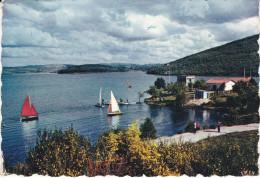 Francia--Peyrat-le-Chateau--1961--Le Lac De Vassivieres--87--Cachet--Saint Leonard De Noblat - Limoges