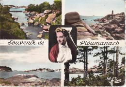 Francia--Ploumanach--L'Anse De Trouiero-Le Phare--Le Port-Le Chateau De Cosraeres--Cachet-Perros - Ploumanac'h