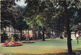 Francia--Amiens--1962--Square St-Denis--Place Rene Goblet--80--Cachet--Amiens,Gare - Amiens