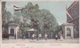 Amsterdam Ingang Artis # 1902(?) - Amsterdam
