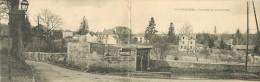 (C5) New Rare Carte Double Panoramique 78 LOUVECIENNES *** PANORAMA *** Affiche Vichy Célestins - Louveciennes