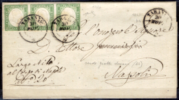 Napoli-00784d - Taranto - Storia Postale