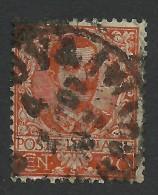 Italy, 20 C. 1901, Sc # 80, Mi # 78, Used. - 1900-44 Vittorio Emanuele III