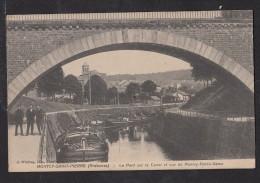 08 CHARLEVILLE Montcy Le Pont Sur Le Canal - Charleville