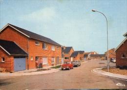 Momignies - La Cité Verte... Maisons De La Cité, Après Leur Construction - Oldtimer : Daf , Volvo - Momignies