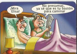 Calendario De Bolsillo Chistes Eroticos 2006 (12) - Small Pocket Calendar Erotic Humour 2006 - Tamaño Pequeño : 2001-...