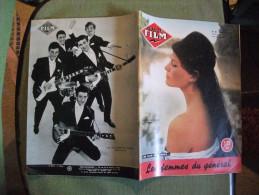 Amor Film 2 Films Complets N°189 Cinéma Les Chaussettes Noires 1962 Musique - Kino/Fernsehen