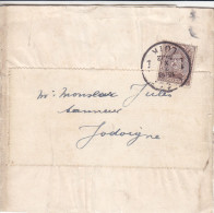Belgique - Bande Pour Journaux De 1922 - Oblitération Liège - Valeur 12,50 Euros - 1912 Pellens