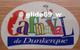 Autocollant - Carnaval De Dunkerque - Stickers