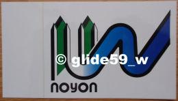Autocollant - NOYON - Autocollants