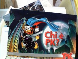WALT DISNEY Pikappa Chi E´ Pk? PAPERINO PAPERINIK  N1990 EQ13339 - Other