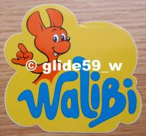 Autocollant - WALIBI (Parc D'Attractions - Belgium) - Stickers