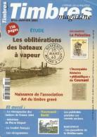 Timbres  Magazine    -    N°  53  -   Janvier    2005 - Frans (vanaf 1941)