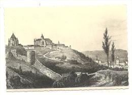 Cp, 77, Provins, Au XVIIIè S., Partie Sud-Ouest Des Remparts, Voyagée 1968 - Provins