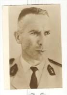 "Photo Ancienne ""Commandant Galopin"" - Guerra, Militari"