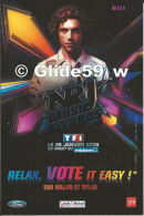 NRJ Music Awards 2008 - TF1 Le 26 Janvier 2008 - Mika - Cantanti E Musicisti