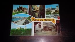 C-29122 PALMA DE MALLORCA PANORAMA - Palma De Mallorca