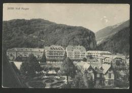 HOF RAGAZ Hotel Bad Ragaz Ca. 1920 - SG St-Gall