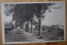 Belgique - Entrée Du Village De Stoumont - Grand'route De L'Amblève - (n°3624) - Stoumont