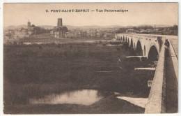 30 - PONT-SAINT-ESPRIT - Vue Panoramique - 9 - Pont-Saint-Esprit