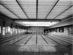Photo 24x18 Cm Dept 35 DINARD Piscine Olympique - Places