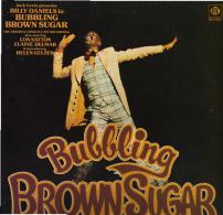 * 2LP *  BUBBLING BROWN SUGAR - ORIGINAL LONDON CAST (UK 1977 EX-!!!) - Jazz
