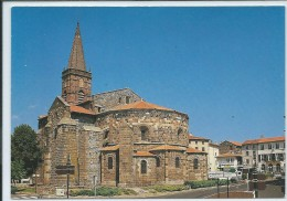 Saint Paulien-Église Romane-(CPM). - France