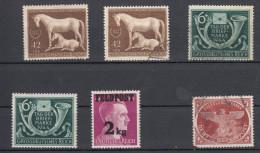 Deutsches Reich -  Mi. 899 ** - (o) Mi. 904 * (o) Feldpost Mi. 3 ** + Mi 2y (o) - Neufs