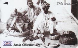 MALAYSIA(GPT) -  Snake Charmer 1947, CN : 35USBB/B, Used - Malaysia