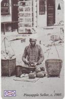 MALAYSIA(GPT) - Pineapple Seller, CN : 14USBA/B, Used - Malaysia