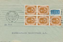 BREMEN - 1952 , Posthorn-Pärchen - BRD