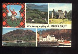 L7735 INVERARAY - VIEWS - Argyllshire