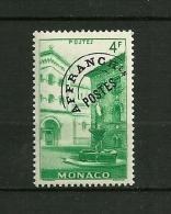 MONACO   1943   Préoblitéré   N°3     Place St.Nicolas    NEUF - Préoblitérés