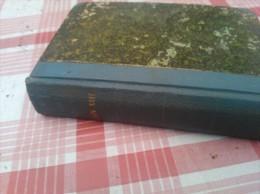'Vie Léon XIII', Désiré Van Den Broecke,Persoonlijke  Bij Dedicatie Voor  Clotilde De Wever Van Pruyssen In Oud Boek - Livres, BD, Revues
