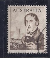 Australia1966-71: Scott417used - 1966-79 Elizabeth II