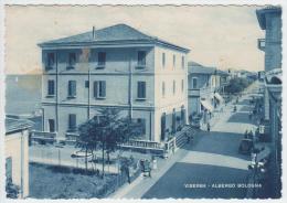 VISERBA, RIMINI - Albergo 'Bologna'. Hotel - Fg, Vg - Rimini
