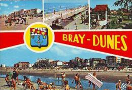 Bray Dunes   H32          4 Vues Diverses - Bray-Dunes