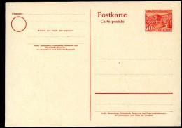 BERLIN P6 Postkarte ** 1950  Kat. 22,00 € - Postcards - Mint