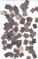 France Type Sage, Lot De Plus De 710  Timbres Du  10c Noir - 1876-1898 Sage (Type II)