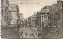 I2054 Valletta - Malta - Strada Reale Royal Street / Non Viaggiata - Malta