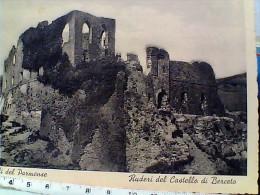 RUDERI DEL CASTELLO DI BERCETO PARMA N1940 ER14227 - Parma