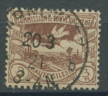 Oberschlesien, TARNOWITZ B K1 Auf 3 Pf - Germany