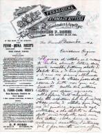 SAN FRANCISCO-15-12-1902-DOMENICO P. ROSSI-UNITED STATES AGENCY-FERRO-QUINQ ROSSI'S - Stati Uniti