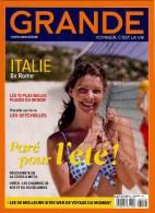 "REVUE ""GRANDE"" - FEVRIER - MARS 2012 - Toerisme En Regio's"