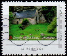 MTM  -  Chapelle St Gildas, Bieuzy - France