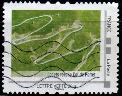 MTM  - Lacets Ver Le Col De Portet - France