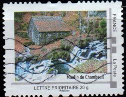 MTM  - Moulin De Chambeuil - France