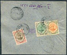 1911 Persia Sebzevar - Meched Cover - Iran