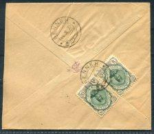 1911 Persia Senneh - Hamadan Cover - Iran